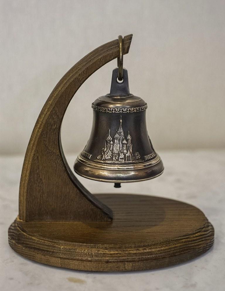 колокольчик сувенирный