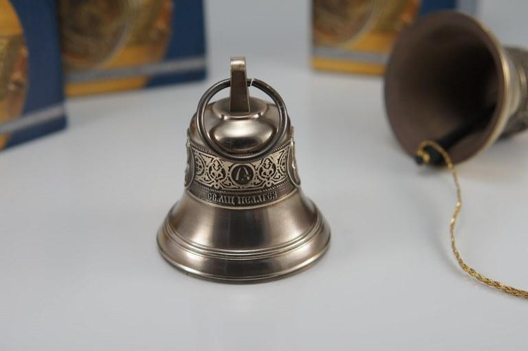 Святая мц. Пелагея Тарсийская, Икона, Колокол, Сувенир, Подарок верующему, Подарок православному