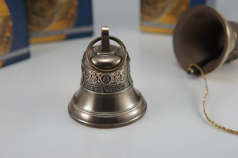 Святая мц. Татиана, Икона, Колокол, Сувенир, Подарок верующему, Подарок православному