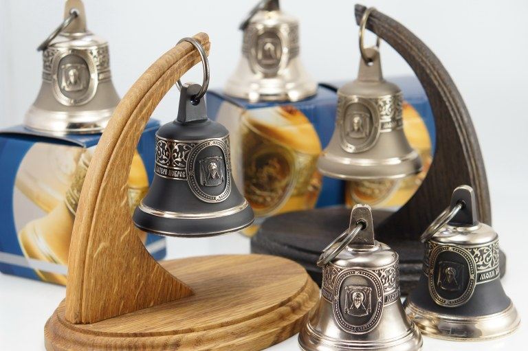 Святой праведный воин Феодор Ушаков, Икона, Колокол, Сувенир, Подарок верующему, Подарок православному