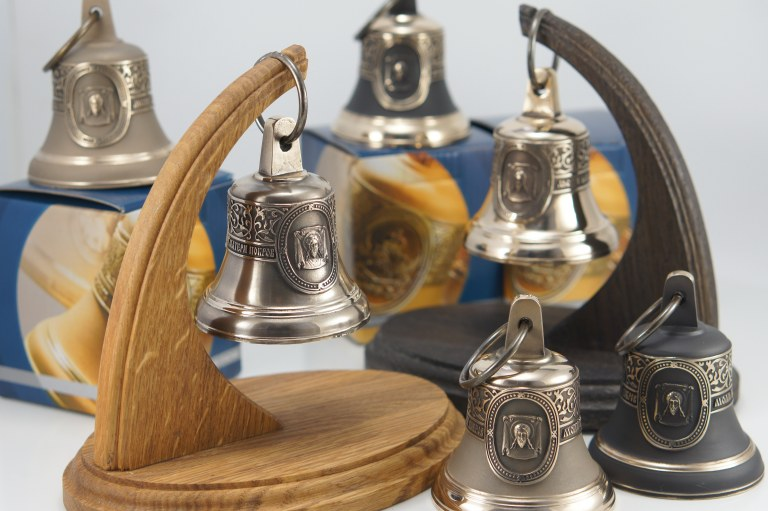Святой праведный Иоанн Кронштадтский, Икона, Колокол, Сувенир, Подарок верующему, Подарок православному