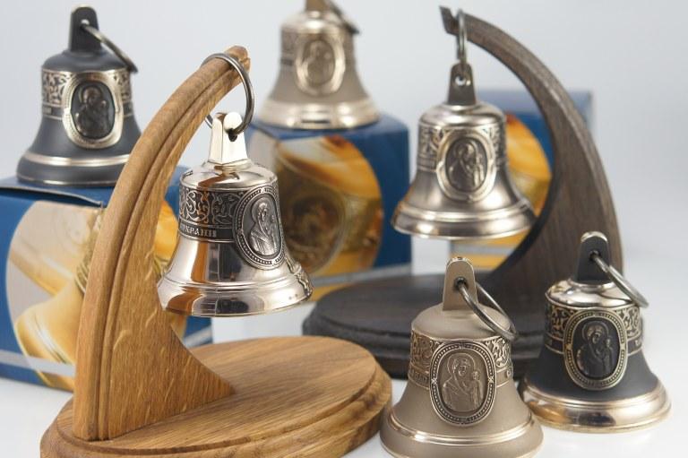 Святая мц. Серафима Римская, Икона, Колокол, Сувенир, Подарок верующему, Подарок православному