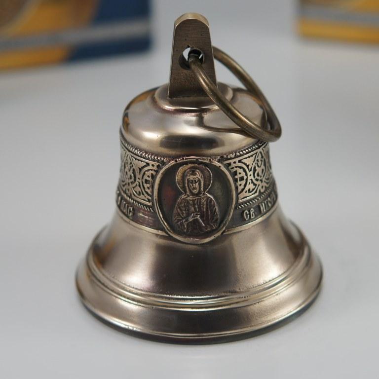 Святой благоверный князь Игорь Черниговский, Икона, Колокол, Сувенир, Подарок верующему, Подарок православному