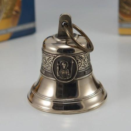 Святой мч. Виктор Дамасский, Икона, Колокол, Сувенир, Подарок верующему, Подарок православному