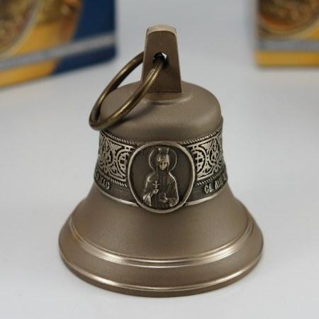 Святая мц. императрица Александра Римская, Икона, Колокол, Сувенир, Подарок верующему, Подарок православному