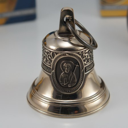 Святой апостол Андрей Первозванный, Икона, Колокол, Сувенир, Подарок верующему, Подарок православному