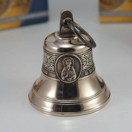 Святой благоверный князь Вячеслав Чешский, Икона, Колокол, Сувенир, Подарок верующему, Подарок православному