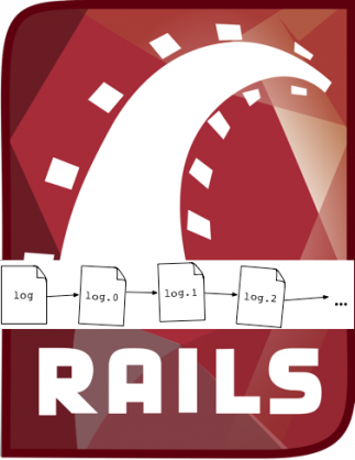 Rotate logs for Rails app