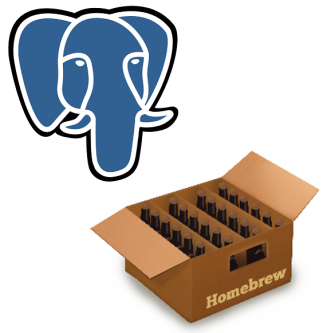 PostgreSQL vs Homebrew